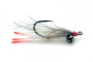 Hot-Legs Crazy Charlie Bonefish Fly