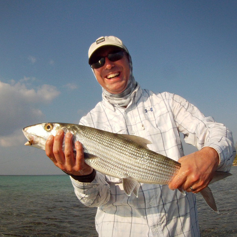 Grand Cayman Bonefish on the Fly